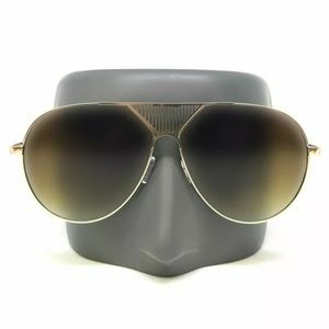 Other - OVERSIZED VINTAGE 70's RETRO Style SUNGLASSES